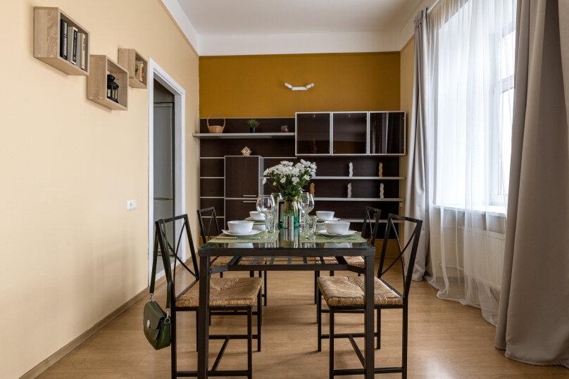 3-комн. квартира, 120 кв.м. на 8 человек, Невский проспект, 18, Санкт-Петербург - Фотография 21