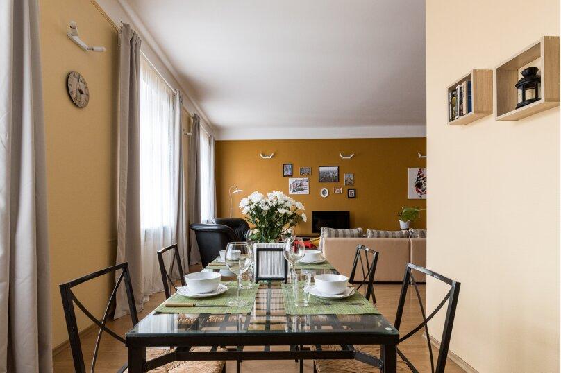 3-комн. квартира, 120 кв.м. на 8 человек, Невский проспект, 18, Санкт-Петербург - Фотография 24