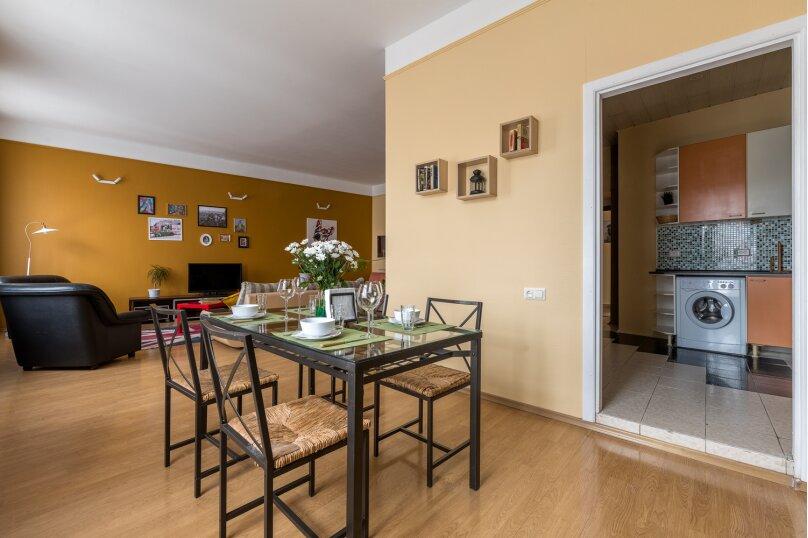 3-комн. квартира, 120 кв.м. на 8 человек, Невский проспект, 18, Санкт-Петербург - Фотография 25