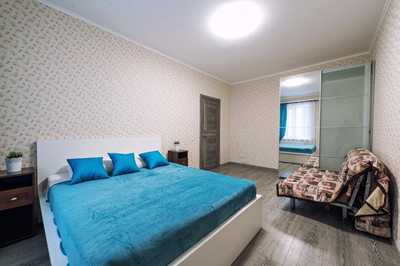 2-комн. квартира, 51 кв.м. на 4 человека, улица Николая Островского, 93Б, Пермь - Фотография 2