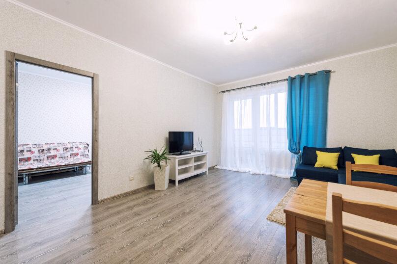 2-комн. квартира, 51 кв.м. на 4 человека, улица Николая Островского, 93Б, Пермь - Фотография 3