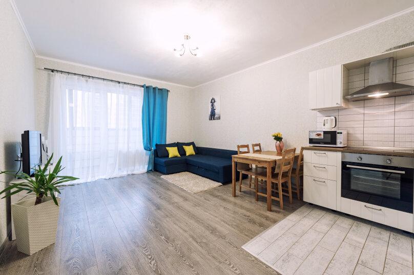 2-комн. квартира, 51 кв.м. на 4 человека, улица Николая Островского, 93Б, Пермь - Фотография 4