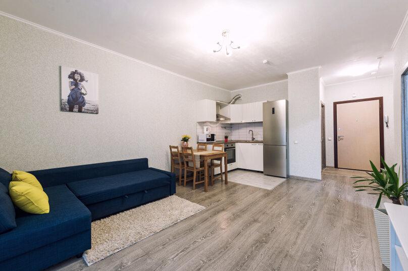 2-комн. квартира, 51 кв.м. на 4 человека, улица Николая Островского, 93Б, Пермь - Фотография 5