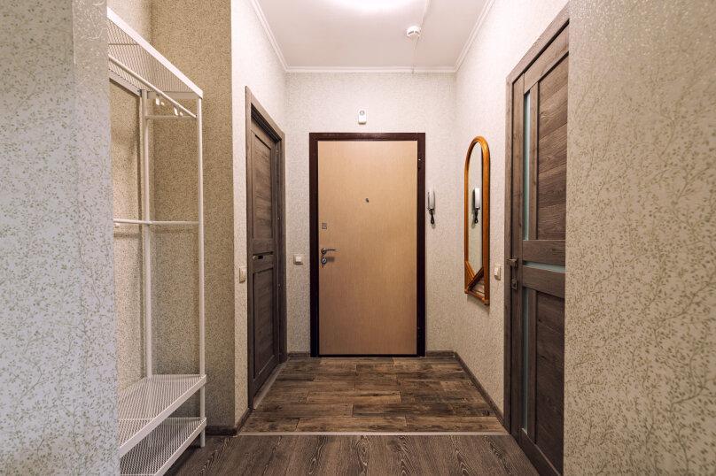 2-комн. квартира, 51 кв.м. на 4 человека, улица Николая Островского, 93Б, Пермь - Фотография 8