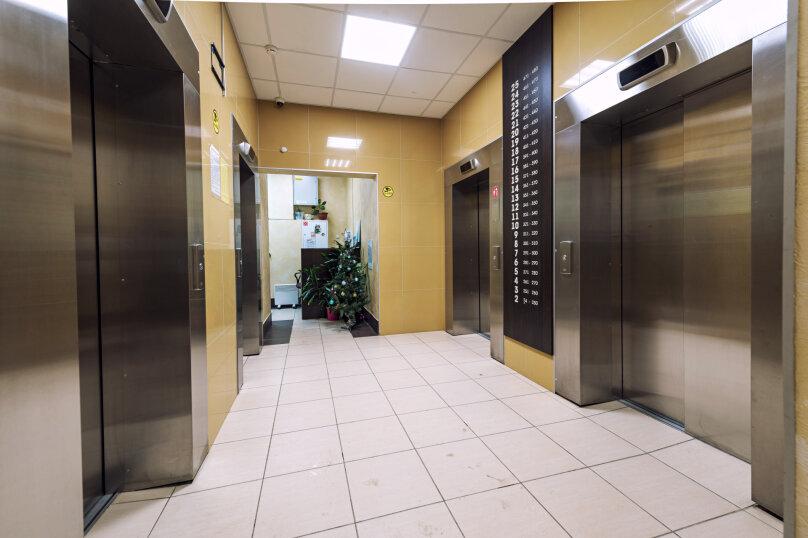 2-комн. квартира, 51 кв.м. на 4 человека, улица Николая Островского, 93Б, Пермь - Фотография 12