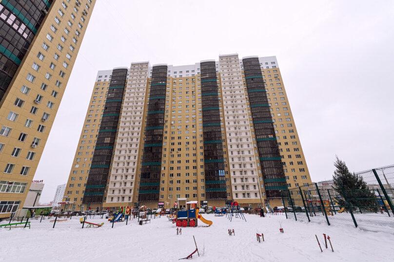 2-комн. квартира, 51 кв.м. на 4 человека, улица Николая Островского, 93Б, Пермь - Фотография 15