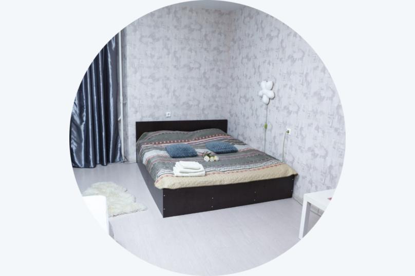 1-комн. квартира, 41 кв.м. на 4 человека, улица Ленина, 69, Лобня - Фотография 1