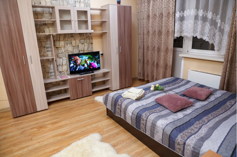 1-комн. квартира, 38 кв.м. на 4 человека, улица Катюшки, 58, Лобня - Фотография 2