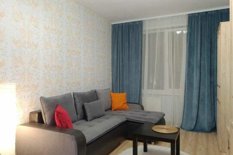 1-комн. квартира, 42 кв.м. на 4 человека, Подлесная улица, 43А, Пермь - Фотография 4