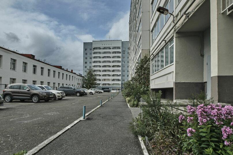 1-комн. квартира, 38 кв.м. на 5 человек, Краснофлотская улица, 31, Пермь - Фотография 24