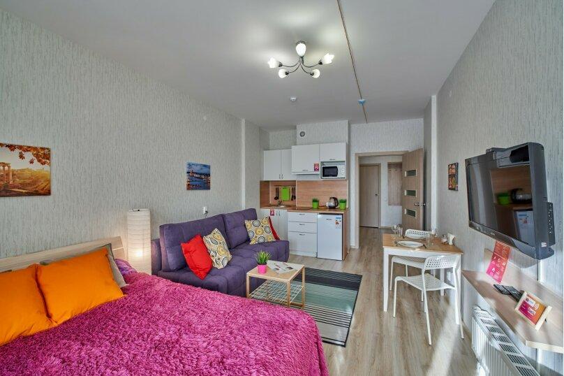 1-комн. квартира, 35 кв.м. на 4 человека, улица Революции, 54, Пермь - Фотография 3