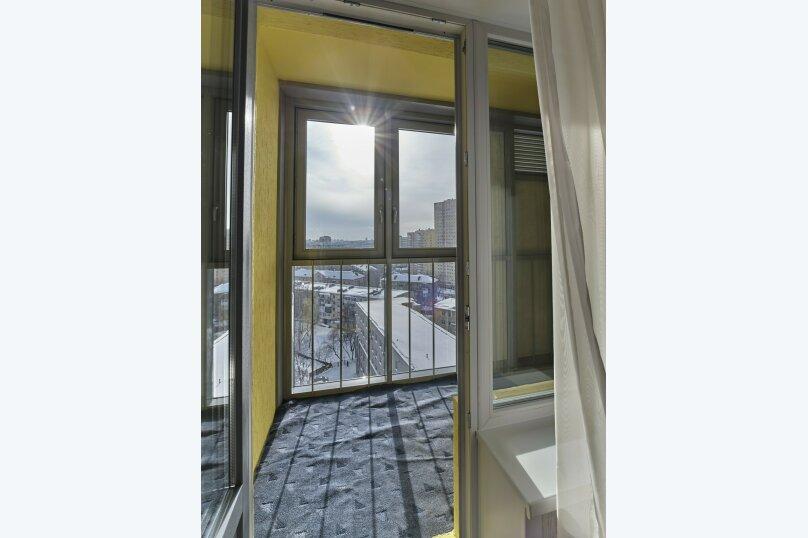 1-комн. квартира, 35 кв.м. на 4 человека, улица Революции, 54, Пермь - Фотография 11