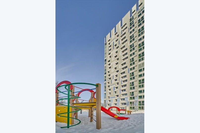 1-комн. квартира, 35 кв.м. на 4 человека, улица Революции, 54, Пермь - Фотография 14
