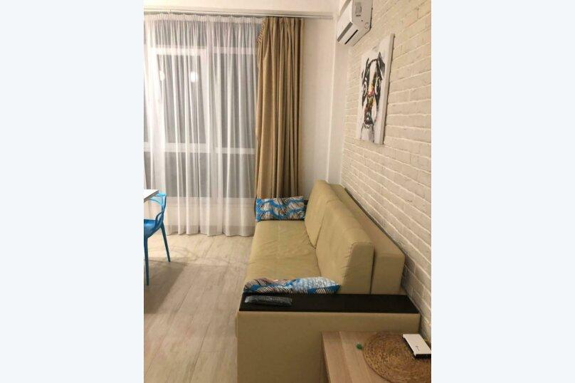 2-комн. квартира, 44 кв.м. на 4 человека, улица Просвещения, 147/1, Адлер - Фотография 10