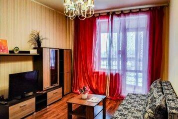 1-комн. квартира, 40 кв.м. на 4 человека, Подлесная улица, 43А, Пермь - Фотография 1