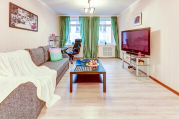 2-комн. квартира, 90 кв.м. на 6 человек, набережная реки Фонтанки, 26В, Санкт-Петербург - Фотография 1