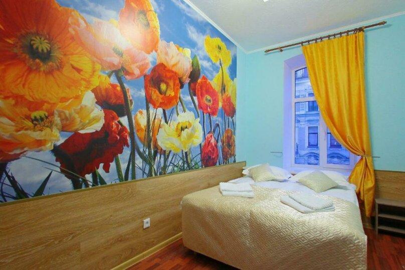 Двухместный номер эконом-класса с 1 кроватью или 2 отдельными кроватями, Пушкинская улица, 9, Санкт-Петербург - Фотография 2