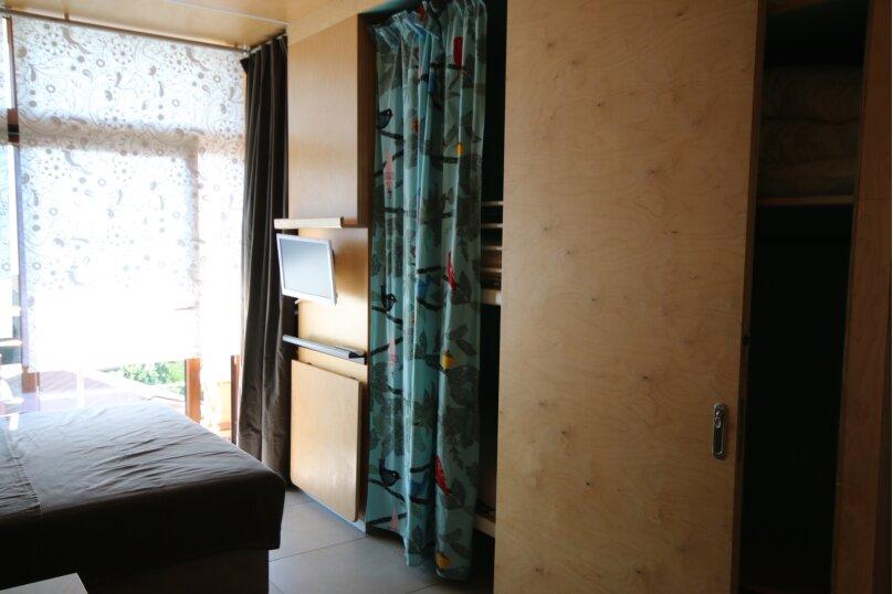 1-комн. квартира, 20 кв.м. на 4 человека, Красномаякская улица, 18 Е, Симеиз - Фотография 17