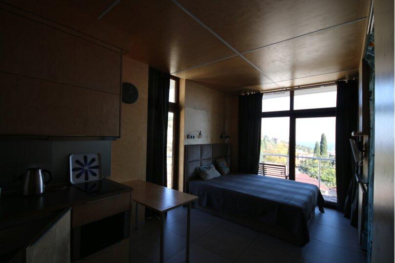 1-комн. квартира, 20 кв.м. на 4 человека, Красномаякская улица, 18 Е, Симеиз - Фотография 22
