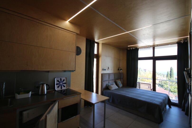 1-комн. квартира, 20 кв.м. на 4 человека, Красномаякская улица, 18 Е, Симеиз - Фотография 23