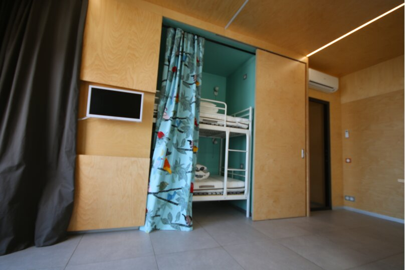 1-комн. квартира, 20 кв.м. на 4 человека, Красномаякская улица, 18 Е, Симеиз - Фотография 35