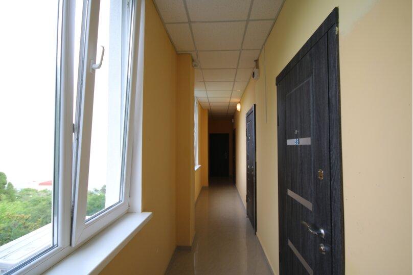 1-комн. квартира, 28 кв.м. на 3 человека, Приморская , 11/А, Алупка - Фотография 4