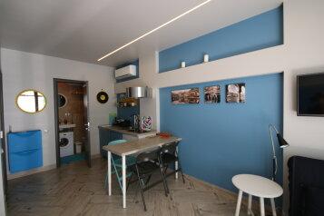 1-комн. квартира, 28 кв.м. на 3 человека, Приморская , 11/А, Алупка - Фотография 1