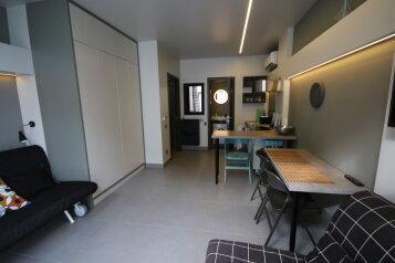 1-комн. квартира, 24 кв.м. на 3 человека, Приморская , 11/А, Алупка - Фотография 1