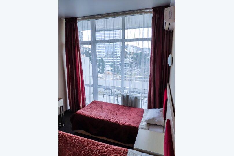 1-комн. квартира, 20 кв.м. на 2 человека, Курортный проспект, 75, корп. 1, Сочи - Фотография 21