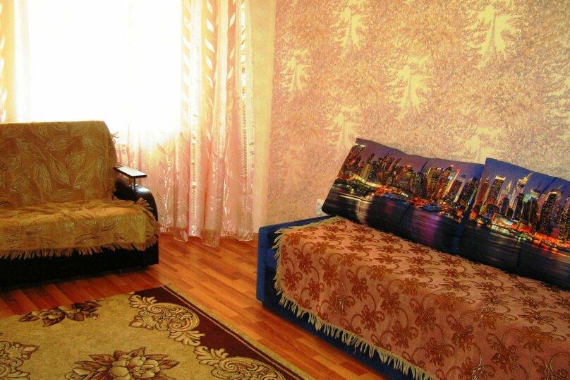 1-комн. квартира, 46 кв.м. на 3 человека, улица Дзержинского, 10, Белгород - Фотография 4