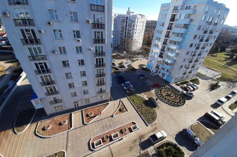 2-комн. квартира, 75 кв.м. на 4 человека, улица Павла Дыбенко, 24, Севастополь - Фотография 14