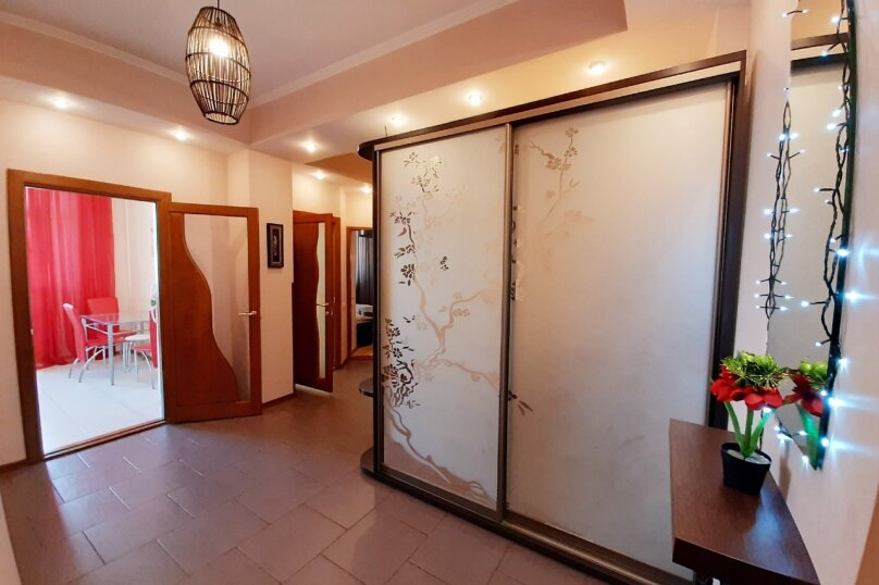 2-комн. квартира, 75 кв.м. на 4 человека, улица Павла Дыбенко, 24, Севастополь - Фотография 15