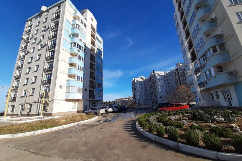2-комн. квартира, 75 кв.м. на 4 человека, улица Павла Дыбенко, 24, Севастополь - Фотография 16