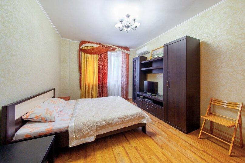 1-комн. квартира, 50 кв.м. на 2 человека, улица Базовская Дамба, 8, Краснодар - Фотография 1