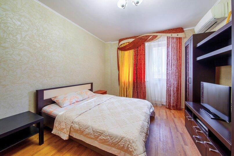 1-комн. квартира, 50 кв.м. на 2 человека, улица Базовская Дамба, 8, Краснодар - Фотография 2