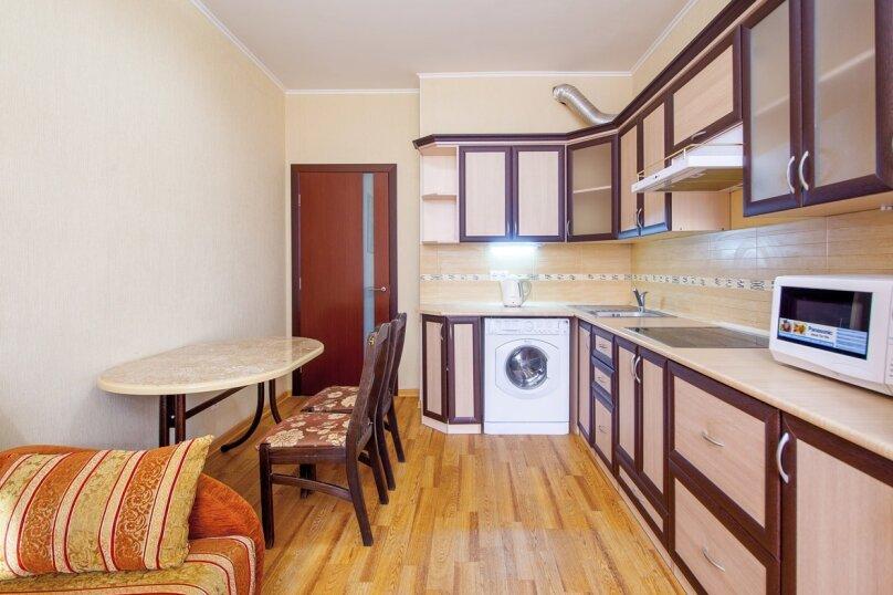 1-комн. квартира, 50 кв.м. на 2 человека, улица Базовская Дамба, 8, Краснодар - Фотография 4