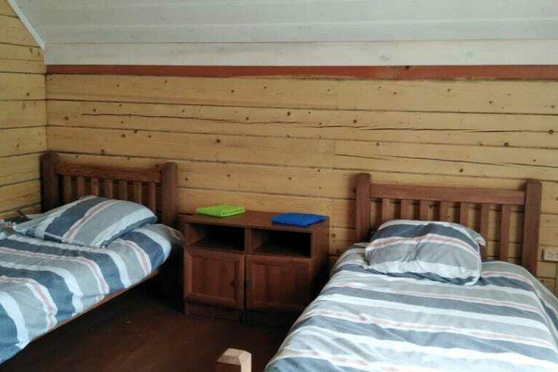 Дом у реки Катунь, 130 кв.м. на 8 человек, 4 спальни, Береговая улица, 6, Манжерок - Фотография 4