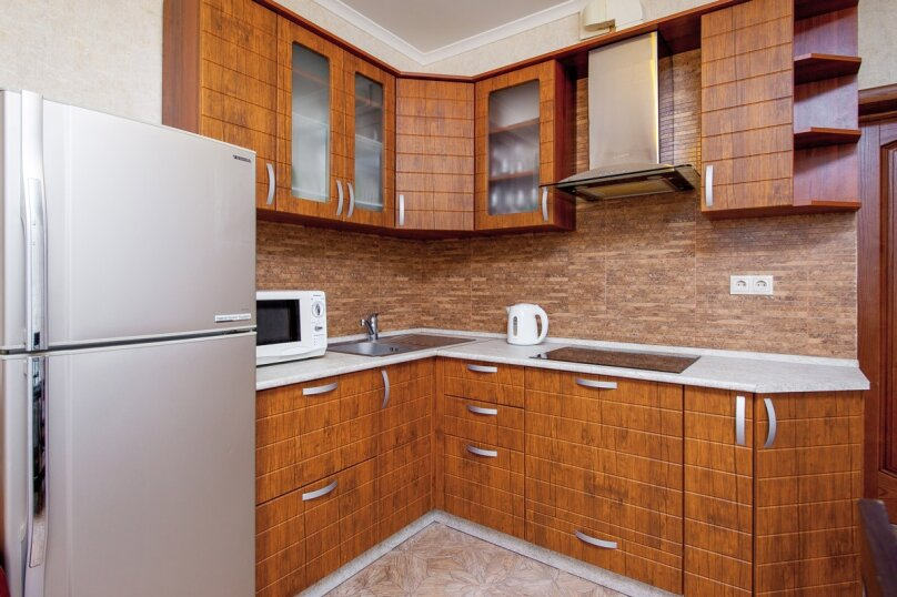 1-комн. квартира, 55 кв.м. на 2 человека, Кубанская набережная, 64, Краснодар - Фотография 5