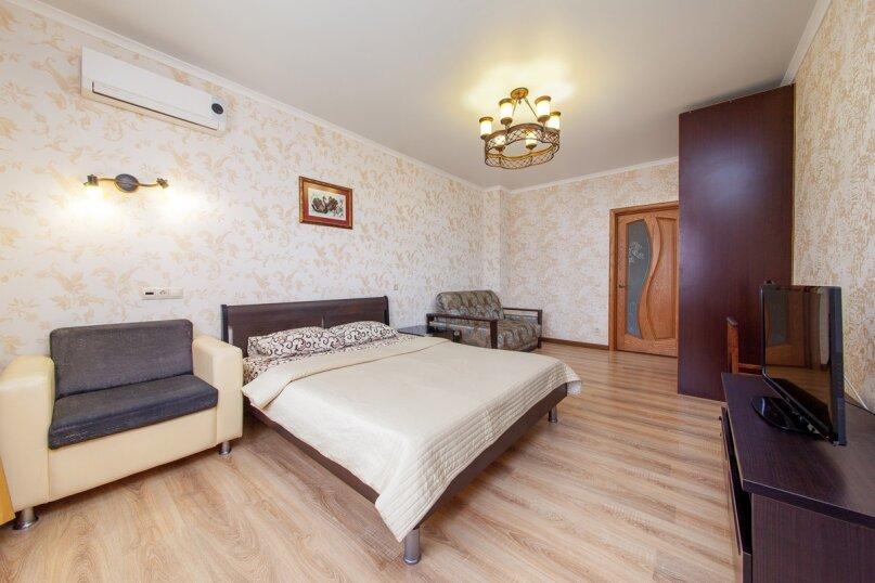 1-комн. квартира, 55 кв.м. на 2 человека, Кубанская набережная, 64, Краснодар - Фотография 6