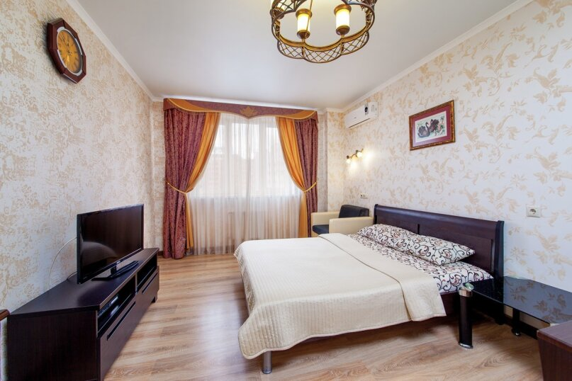 1-комн. квартира, 55 кв.м. на 2 человека, Кубанская набережная, 64, Краснодар - Фотография 10