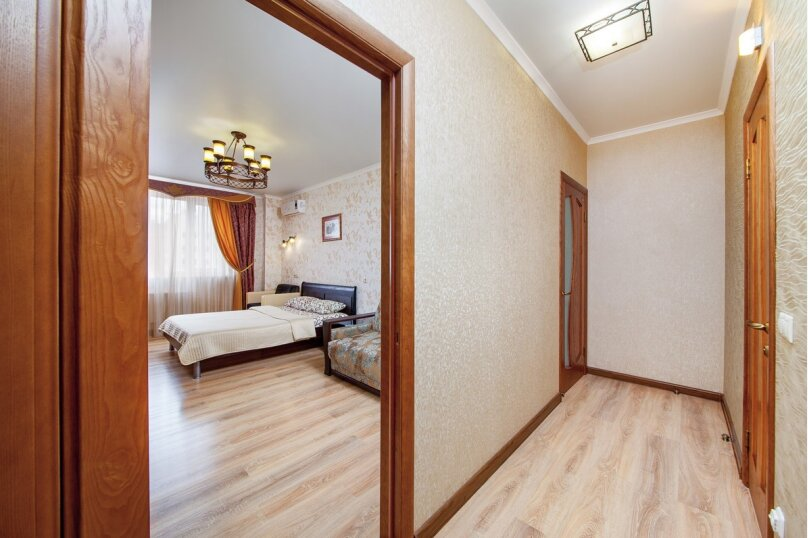 1-комн. квартира, 55 кв.м. на 2 человека, Кубанская набережная, 64, Краснодар - Фотография 11