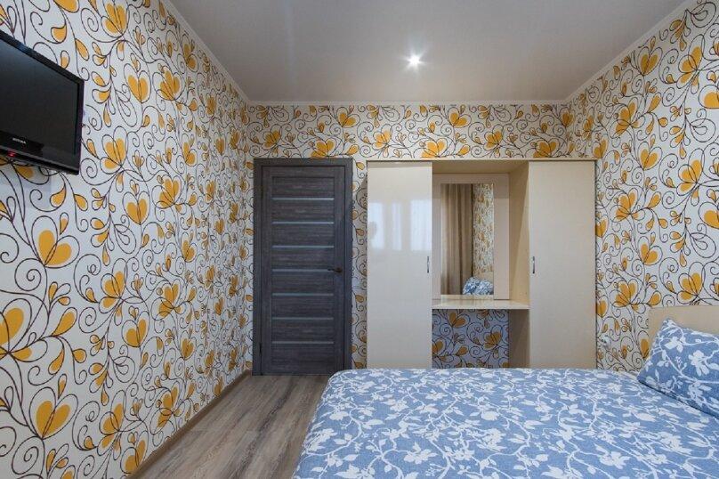 2-комн. квартира, 45 кв.м. на 4 человека, проспект Строителей, 18, Барнаул - Фотография 5
