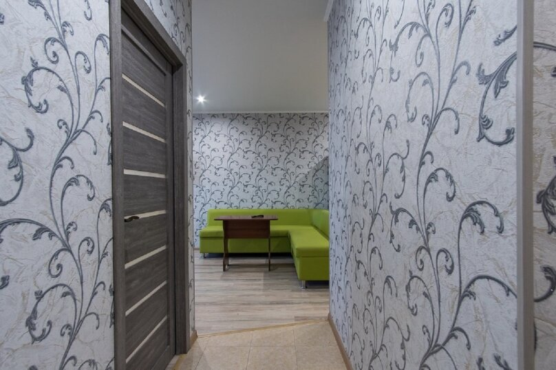 2-комн. квартира, 45 кв.м. на 4 человека, проспект Строителей, 18, Барнаул - Фотография 12