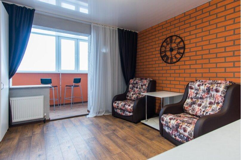 1-комн. квартира, 30 кв.м. на 3 человека, проспект Строителей, 18, Барнаул - Фотография 4