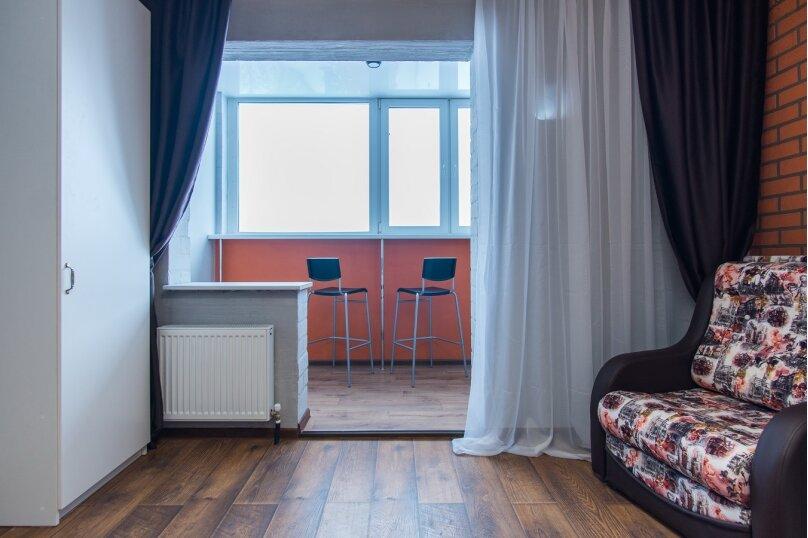 1-комн. квартира, 30 кв.м. на 3 человека, проспект Строителей, 18, Барнаул - Фотография 5