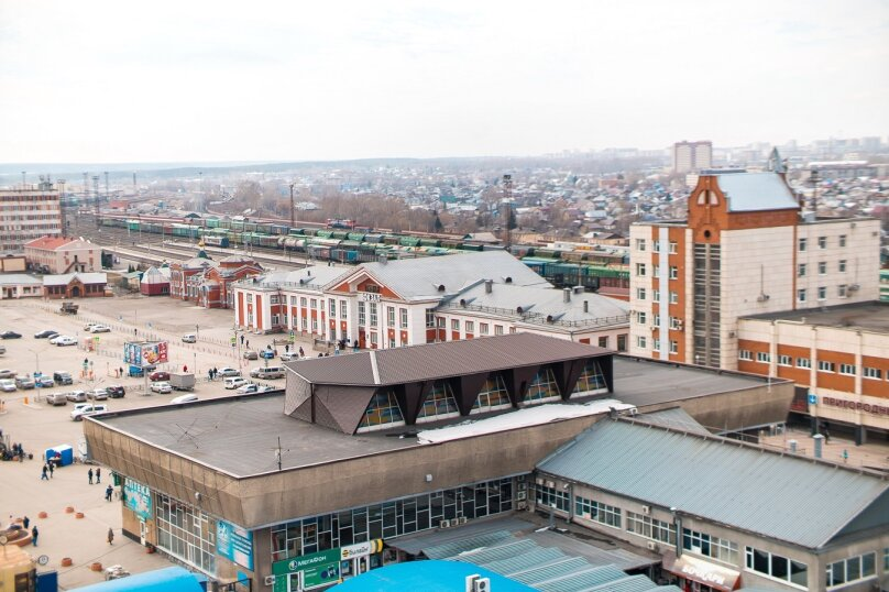 1-комн. квартира, 30 кв.м. на 3 человека, проспект Строителей, 18, Барнаул - Фотография 12