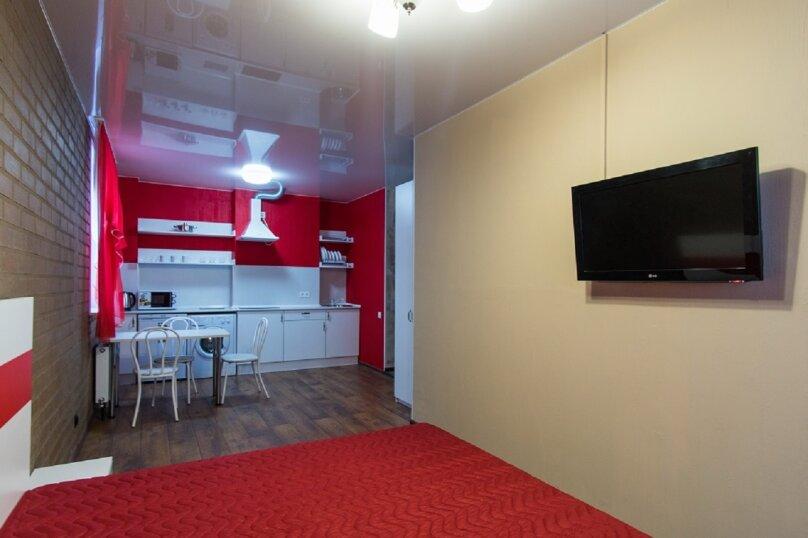 1-комн. квартира, 30 кв.м. на 3 человека, проспект Строителей, 18, Барнаул - Фотография 7