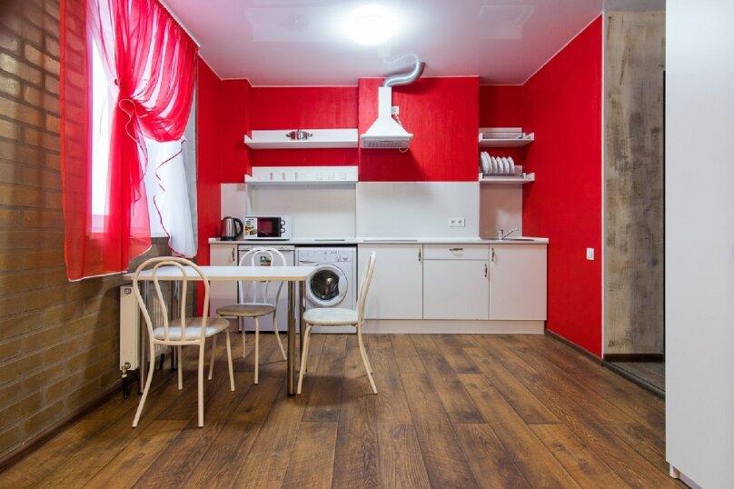 1-комн. квартира, 30 кв.м. на 3 человека, проспект Строителей, 18, Барнаул - Фотография 9