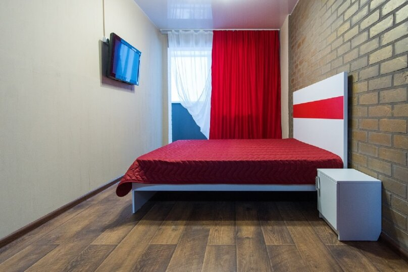 1-комн. квартира, 30 кв.м. на 3 человека, проспект Строителей, 18, Барнаул - Фотография 11