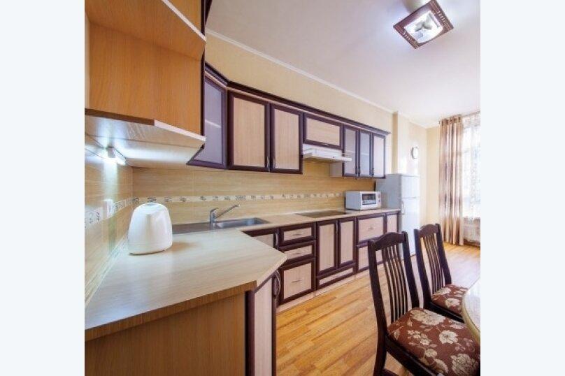 1-комн. квартира, 50 кв.м. на 2 человека, улица Базовская Дамба, 8, Краснодар - Фотография 10